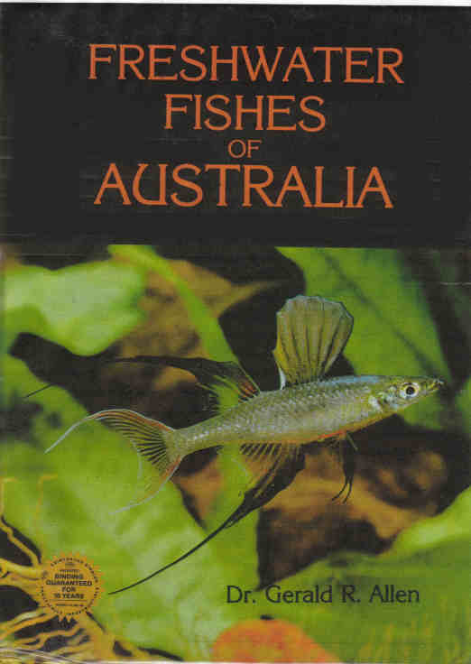 Books on australian fishes fish books books on australian fishes freshwater fishes of australia sciox Gallery