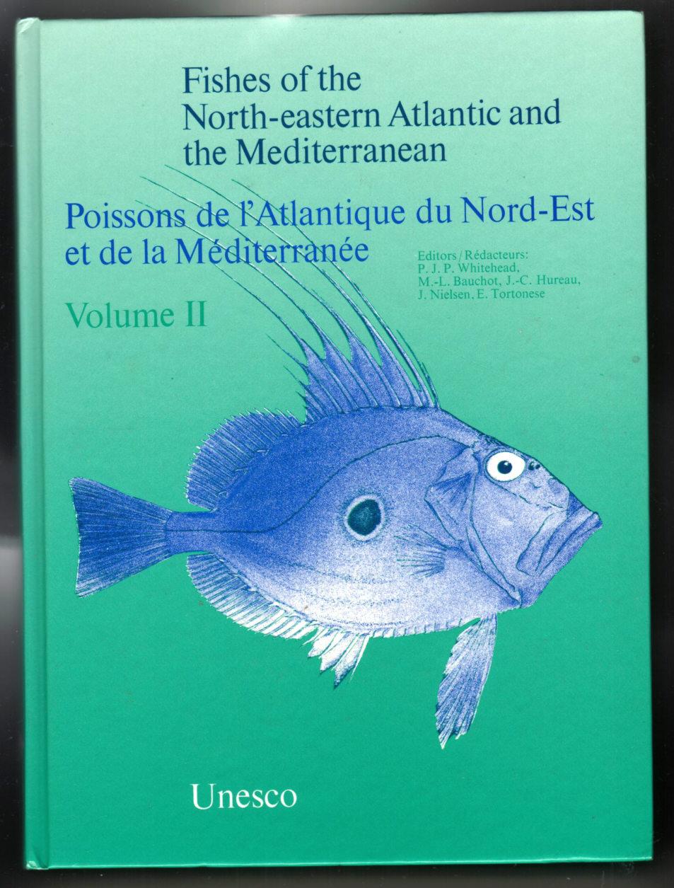 Mediterranean books poissons de latlantique du nord est et de la mediterranee sciox Gallery