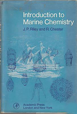 NTRODUCTION TO MARINE CHEMISTRY BY RILEY AND CHESTER